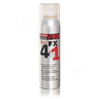 BaByliss PRO FX040290 Desinfekční a mazací sprej pro nůžky a stříhací nože