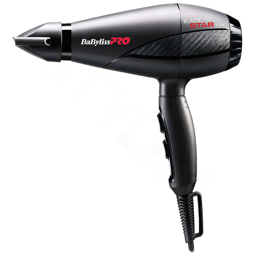 Fén BaByliss PRO Black Star Ionic BAB6250IE