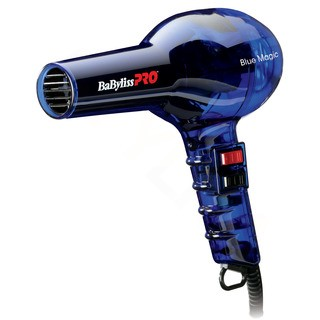 BaByliss PRO BAB6445NE Blue Magic fén