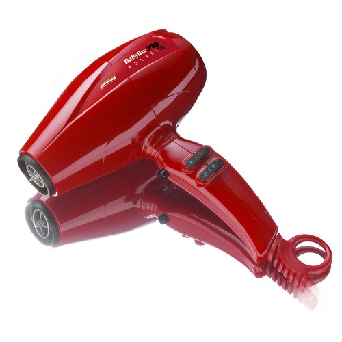 Babyliss Pro Dryers Voltare V2 Ferrari BABV2RE fén na vlasy (Dryer Volare V2 Ferrari BABV2RE)