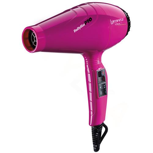 BAB6350IFE Luminoso Rosa IONIC Fén