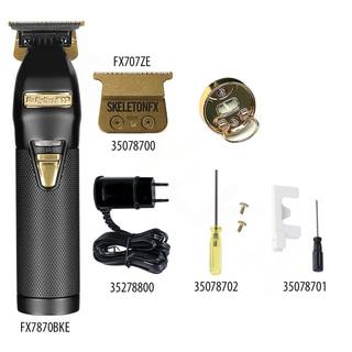 BaByliss PRO FX7870BKE SkeletonFX Black Profesionální zastřihovač vlasů