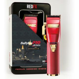 BaByliss PRO Profesionální zastřihovač vlasů Red FX8700RE