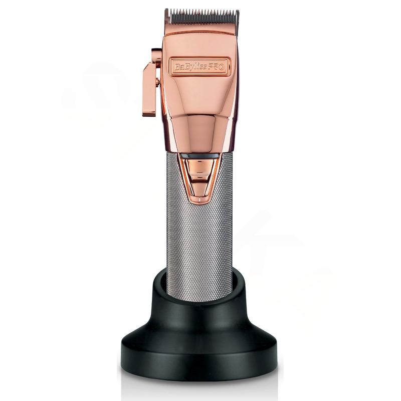 BaByliss PRO FX8700RGE Profesionální zastřihovač vlasů Rose
