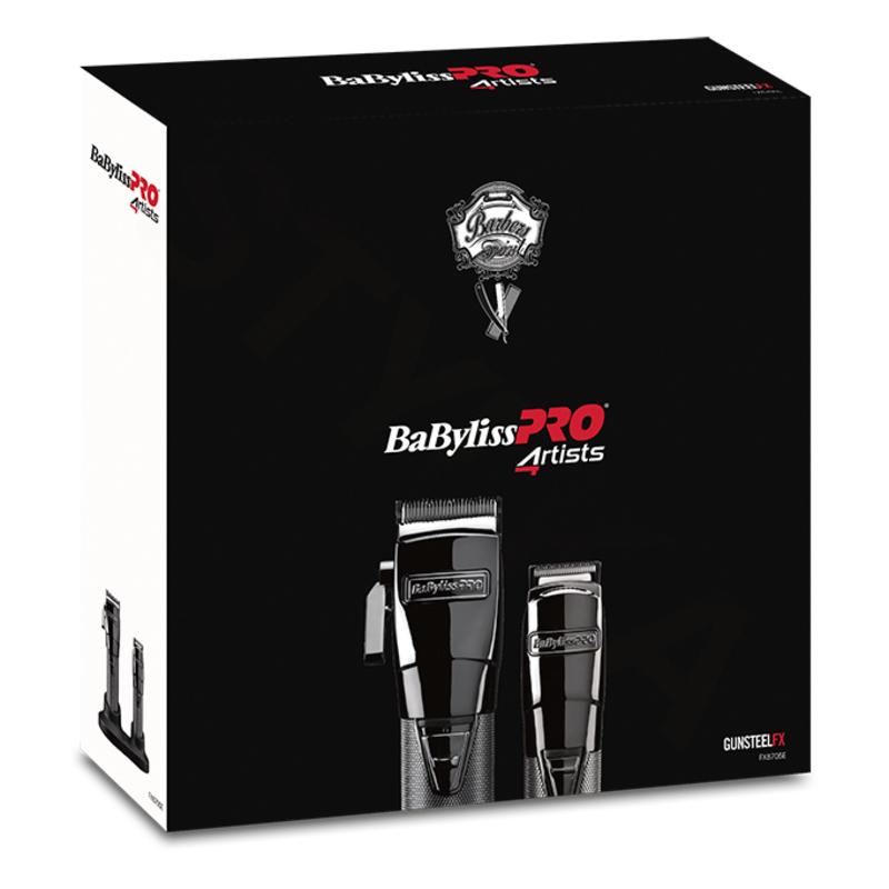 BaByliss PRO FX8705E Profesionální zastřihovací sada 4rtists