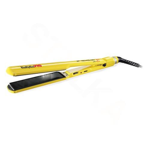 BaByliss PRO BAB2073EPYE Pro Dry & Straighten EP Technology žehlička na mokré vlasy