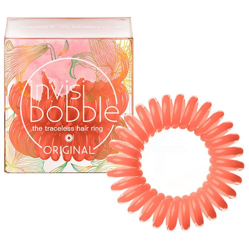 Invisibobble Sweet Clementine Original - oranžové gumičky