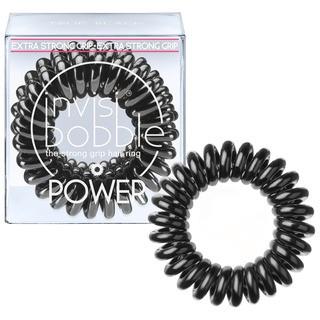 Invisibobble True Black Power - černé gumičky