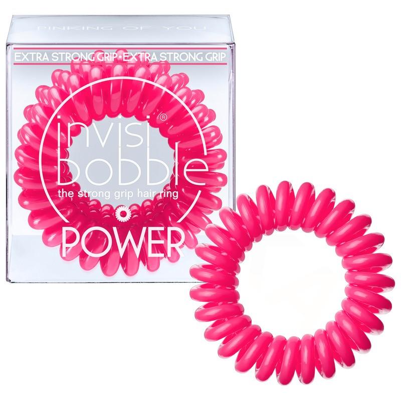 Invisibobble Pinking of You Power - růžové gumičky