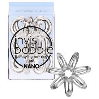 Invisibobble Crystal Clear Nano - průhledné gumičky