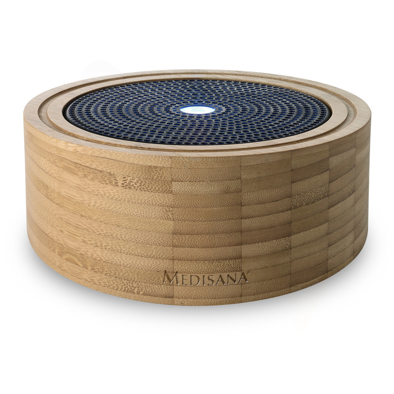 Medisana AD 625 Aroma difuzér z bambusového dřeva