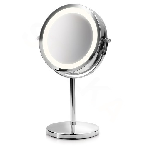 CM 840 Kosmetické zrcadlo 2v1 s osvětlením