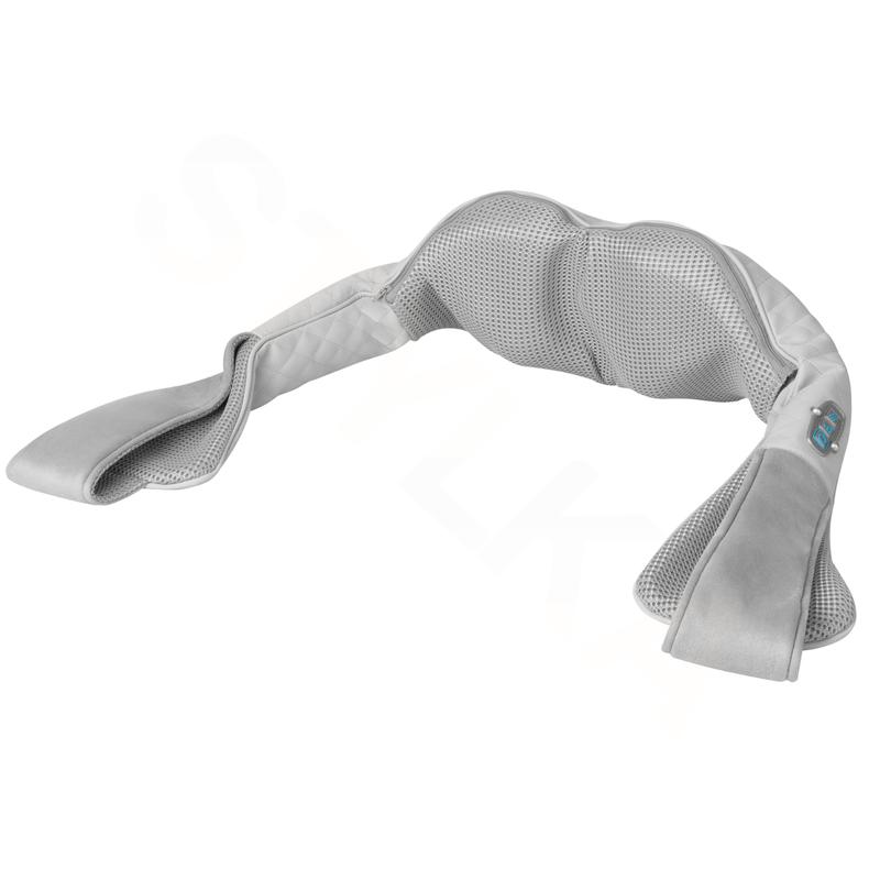 Medisana NMG 850 Shiatsu masážní přístroj pro masáž šíje - šedá