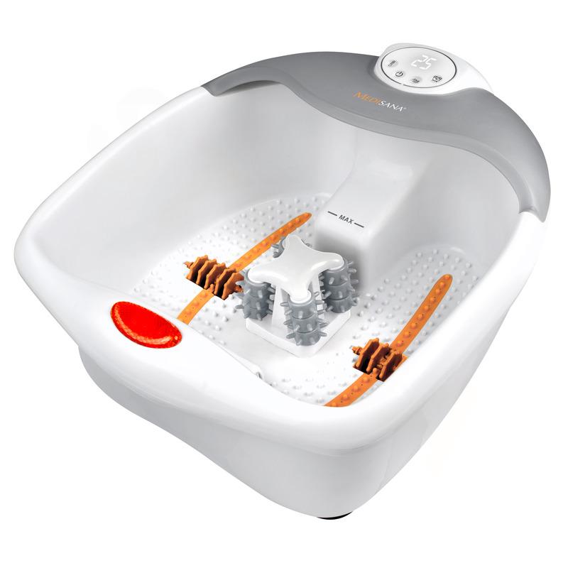Medisana FS 885 Comfort Bublinková koupel nohou