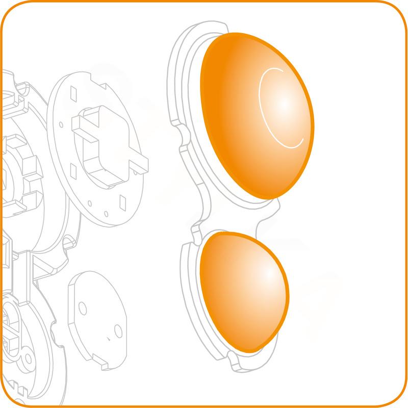 Medisana MC 830 Shiatsu masážní podložka s gelovým polštářkem