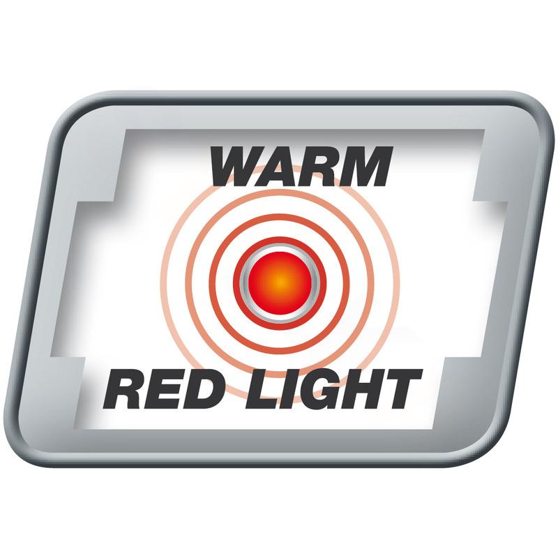 Medisana IVM Intenzivní masážní přístroj s červeným světlem