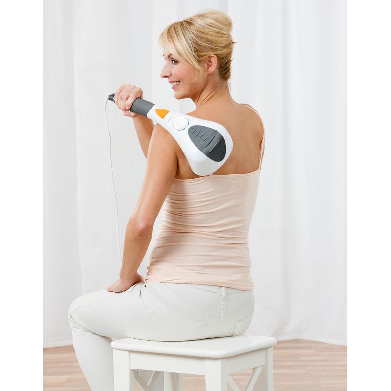 Medisana HM 858 Ruční masážní přístroj s červeným světlem