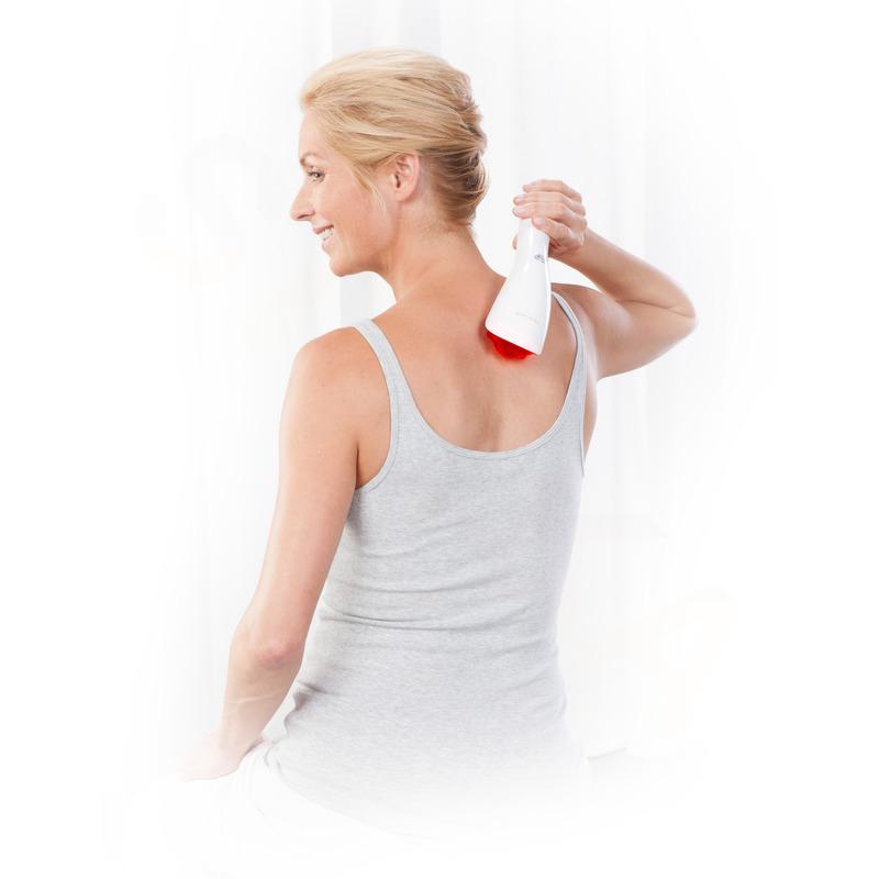 Medisana HM 855 Ruční masážní přístroj s červeným světlem