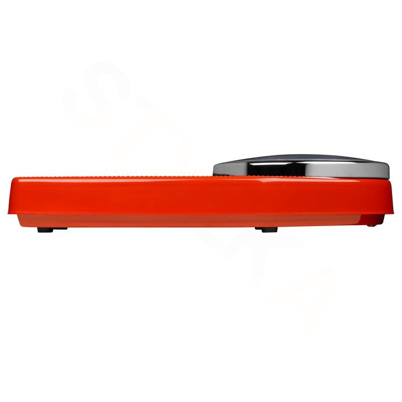 Medisana PS 100 Analogová osobní váha - červená