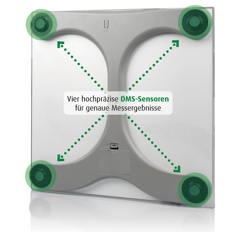 Medisana PS405 Digitální osobní váha s výměnným motivem