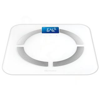 Medisana BS 430 Digitální váha propojitelná se smartphonem bílá