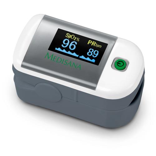 PM 100 pulsní oxymetr