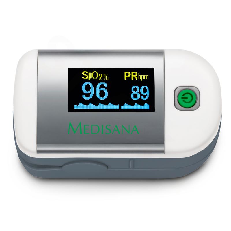 Medisana PM 100 pulsní oxymetr