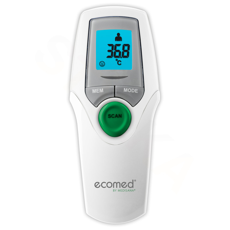 Ecomed TM-65E bezkontaktní infračervený teploměr