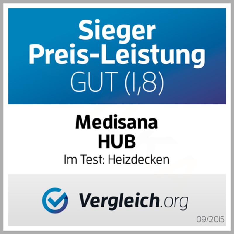 Medisana HUB 60215 Vyhřívané prostěradlo