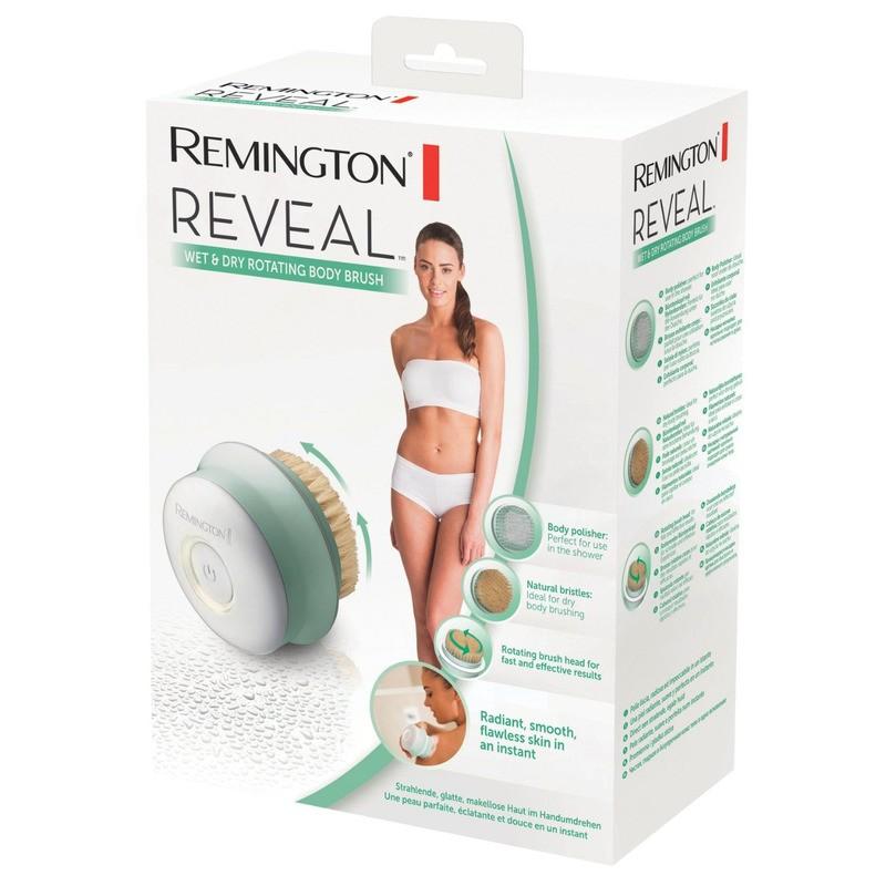 Remington BB1000 Reveal Rotační tělový kartáč