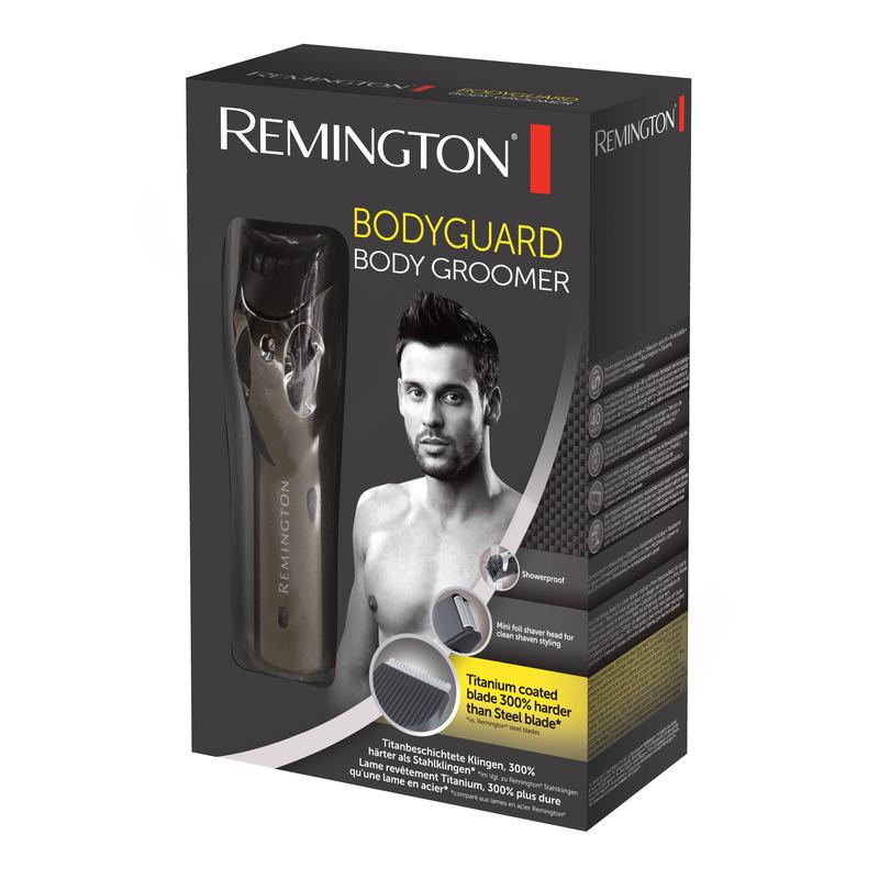 Remington BHT2000A Bodyguard Zastřihovač chloupků
