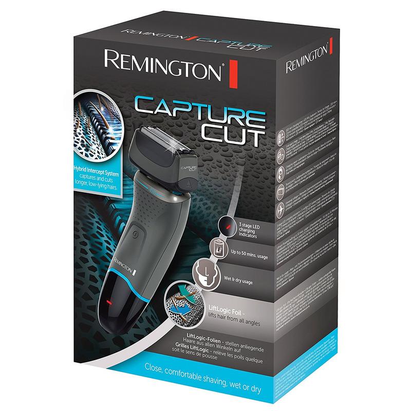 Remington XF8505 Capture Cut Planžetový holící strojek