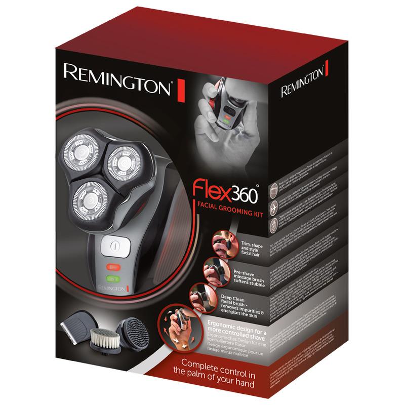 Remington XR1410 Flex360 ° Rotační holící strojek