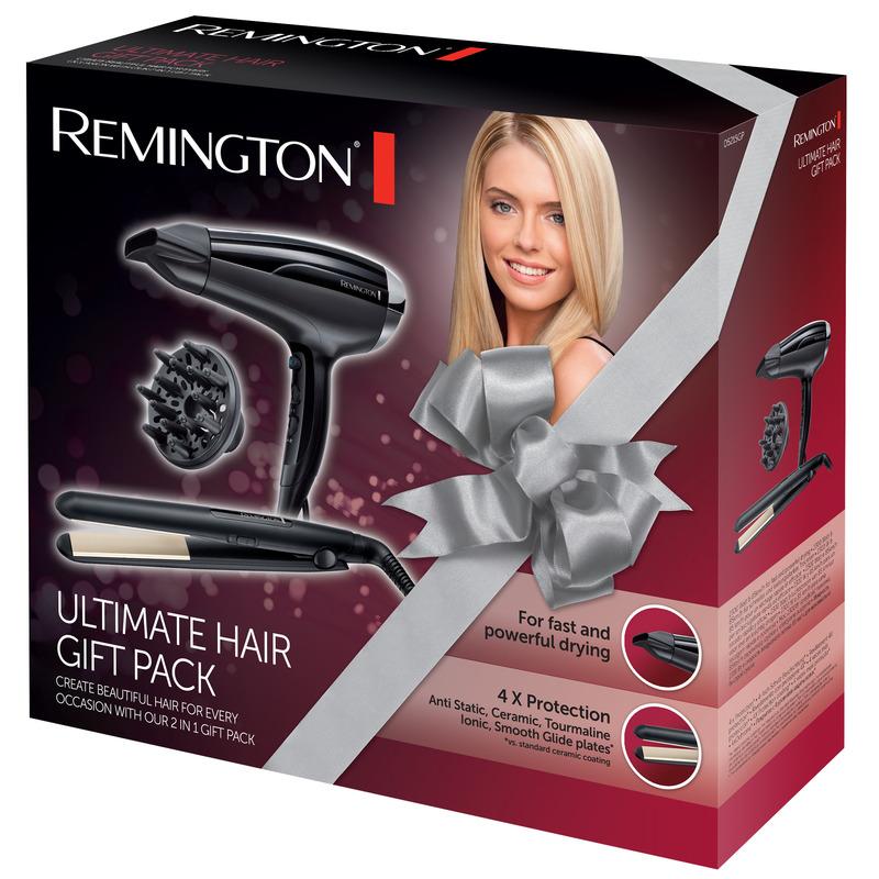 Remington D5215GP Dárkový set pro péči o vlasy 2v1