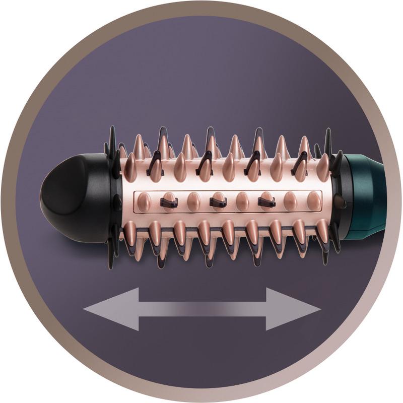 Remington CB7A138 Žehlící kartáč pro objem a rovné vlasy 3bbba6167ba