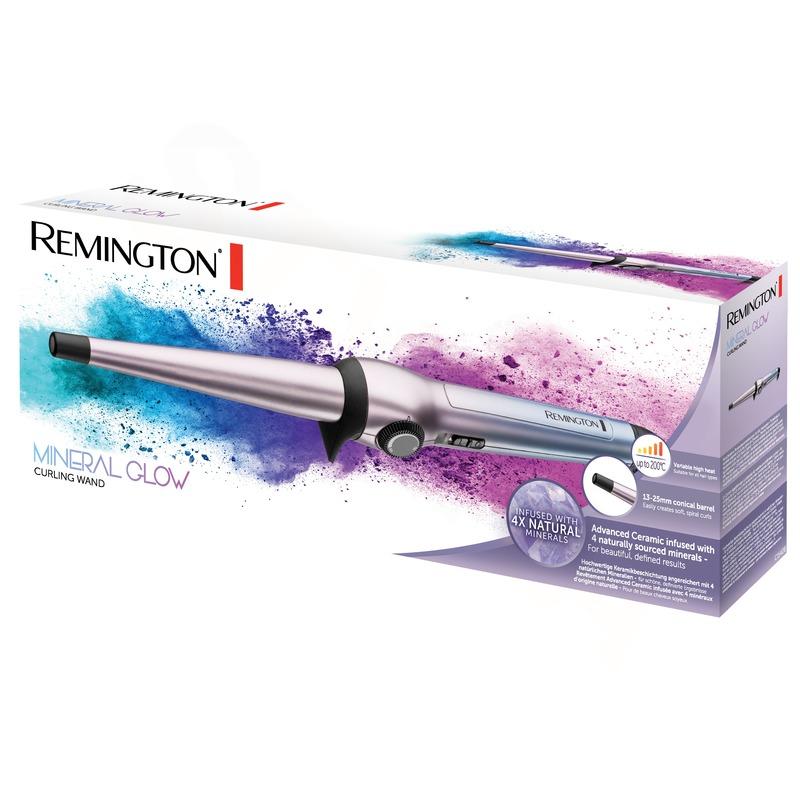 Remington Ci5408 Mineral Glow Loknovací kulma