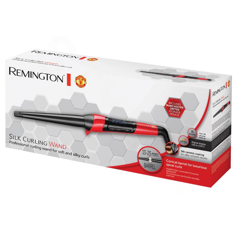 Remington Ci9755 Silk Manchester United loknovací kulma