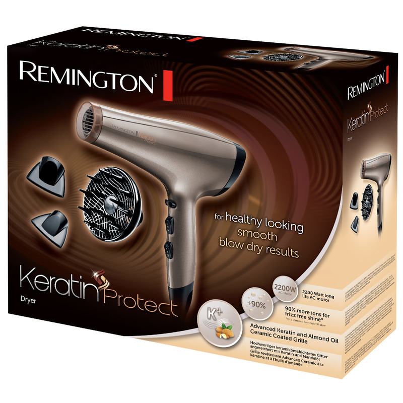 Remington AC8002 Keratin Protect fén na vlasy