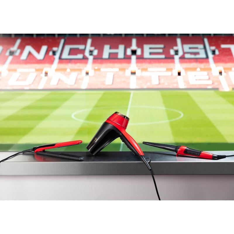 Remington S6755 Sleek & Curl Manchester United žehlička na vlasy