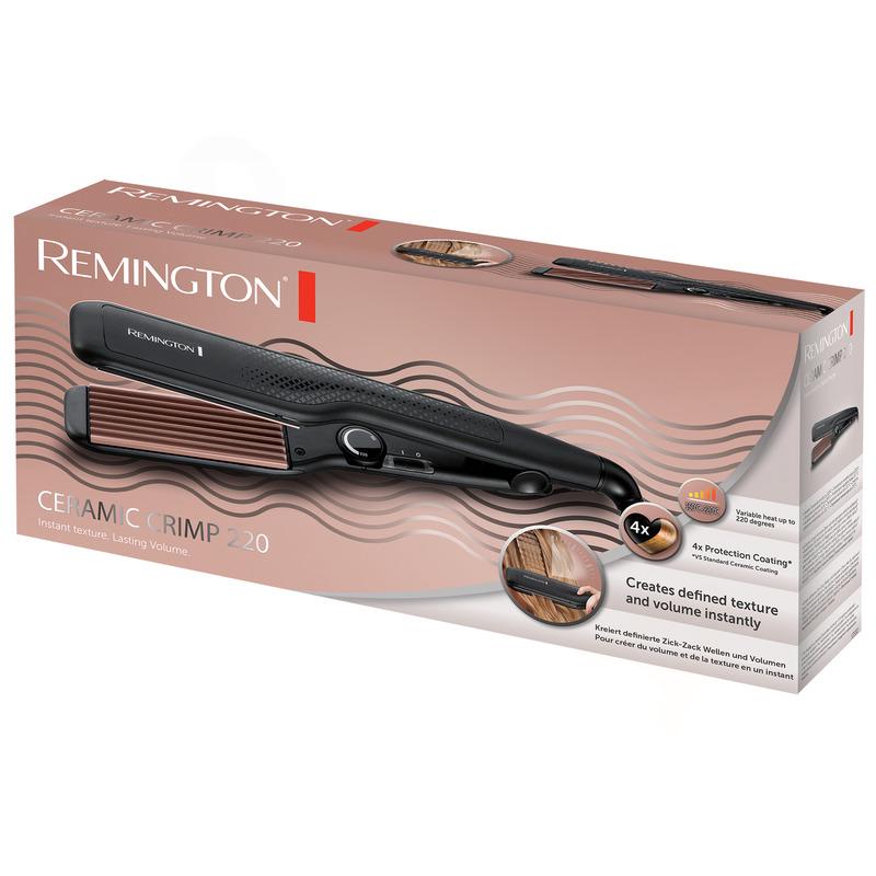 Remington S3580 Krepovací kleště