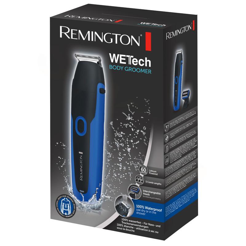 Remington BHT6256 WETech Zastřihovač chloupků