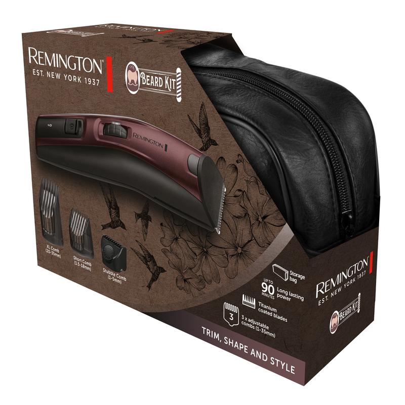 Remington MB4047 Beard Kit Zastřihovač vousů
