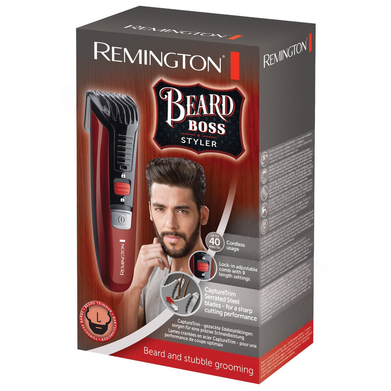 Remington MB4125 Beard Boss Zastřihovač vousů