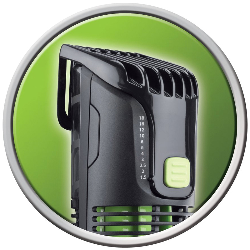 Remington MB6850 Vacuum Zastřihovač vousů
