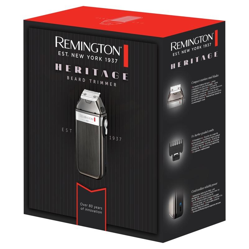 Remington MB9100 Heritage Zastřihovač vousů