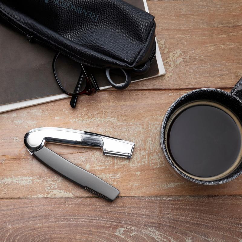 Remington Heritage MPT1000 Zavírací zastřihovač vousů
