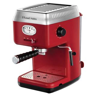 28205-56 Retro Ribbon Red Pákový kávovar