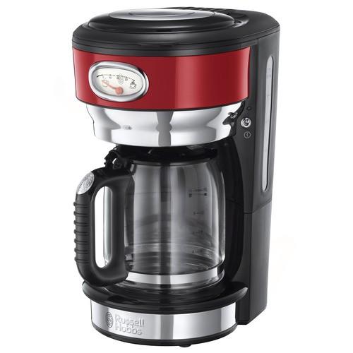 Russell Hobbs Retro Ribbon Red kávovar 21700-56