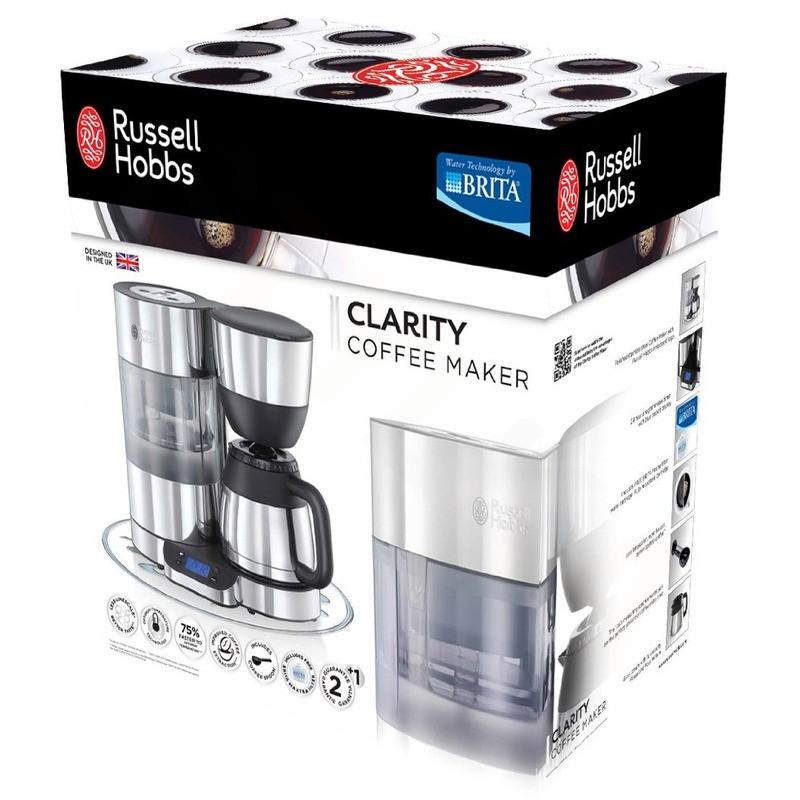 Russell Hobbs 20771-56 Clarity termální kávovar
