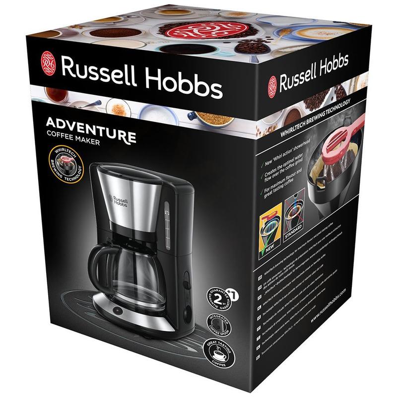 Russell Hobbs 24010-56 Adventure Kávovar